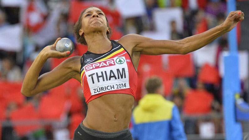 2014: Het jaar van Nafi Thiam