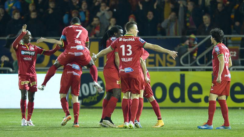 Oostende juicht na doelpuntrijke wedstrijd
