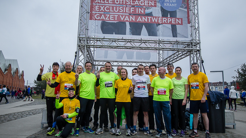 CittA Antwerp Urban Trail 2015