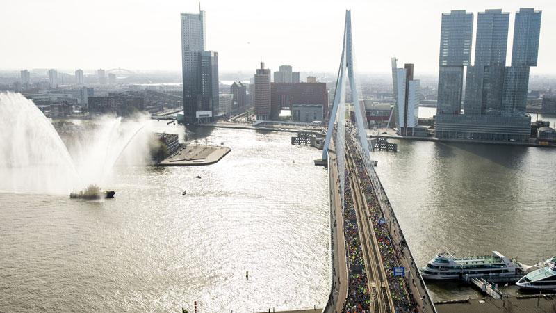 Van Rotterdam tot Pyongyang
