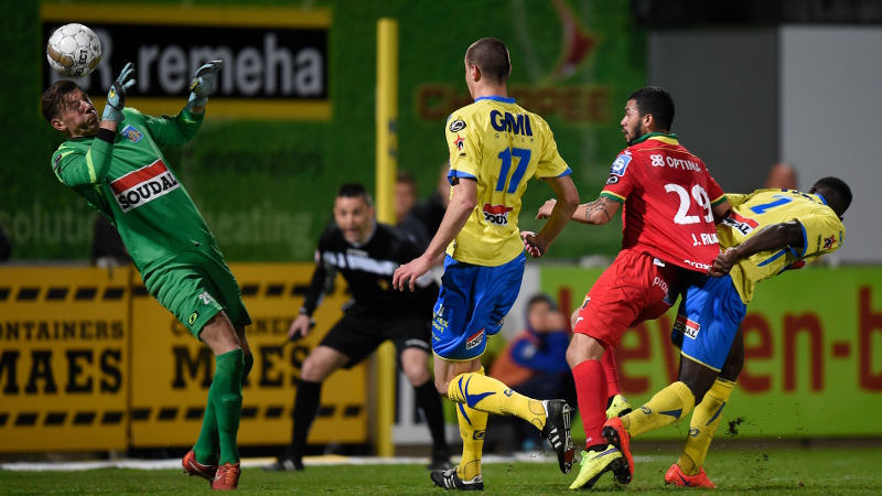 JPL Play-off 2B: Westerlo-Ostende