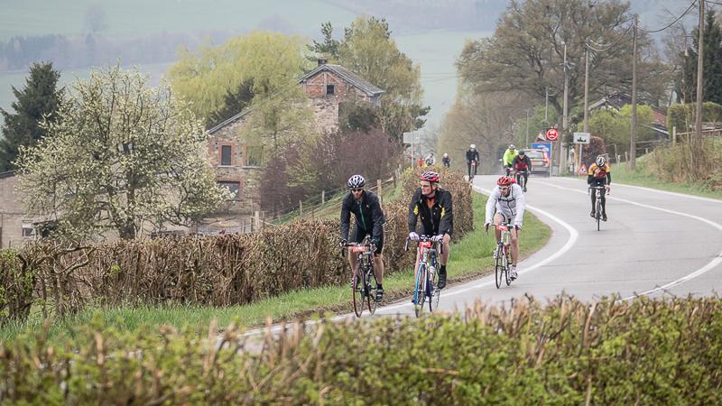 Liège-Bastogne-Liège Challenge 2015