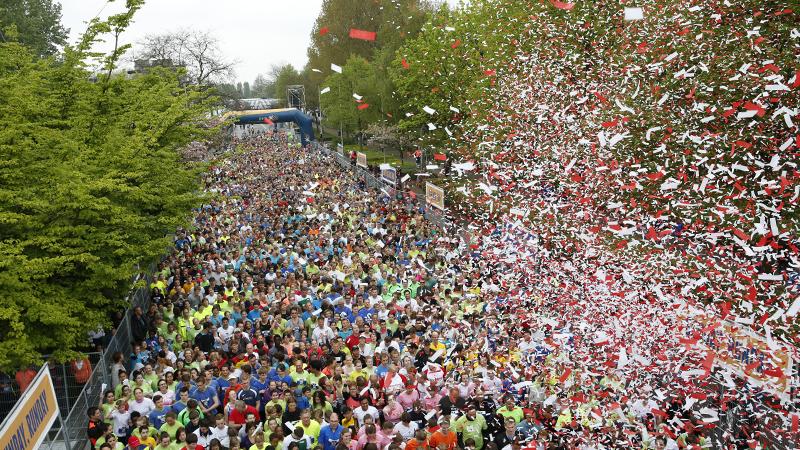 Antwerp 10 Miles & Marathon 2015