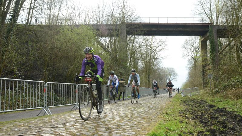 Paris-Roubaix Challenge 2015