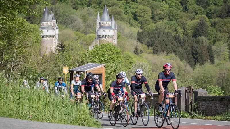 Tour de Namur Cyclo 2015