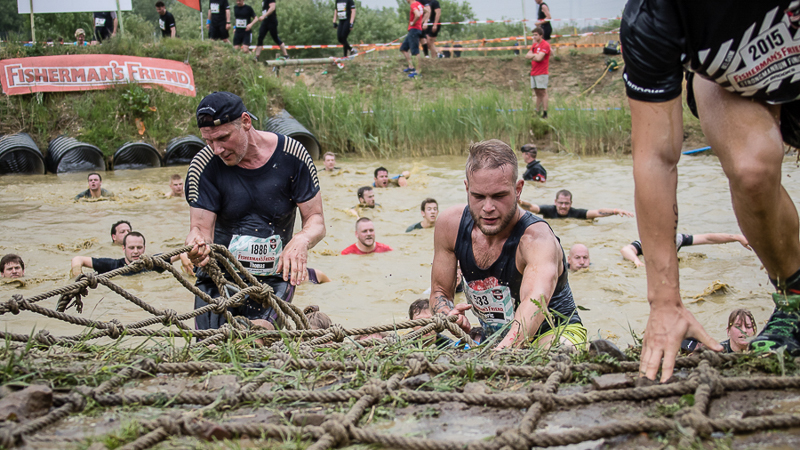 Fisherman's Friend Strongman Run Belgium Aftermovie