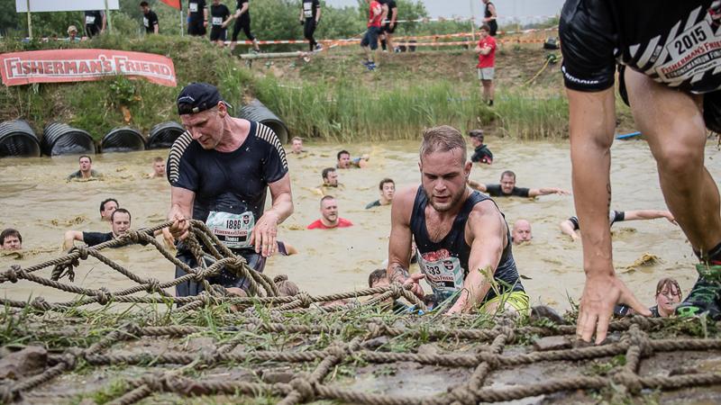Fisherman's Friend Strongman Run Belgium Aftermovie
