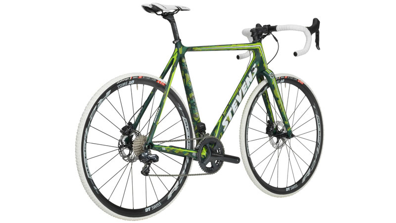Stevens Bikes Cross 2016