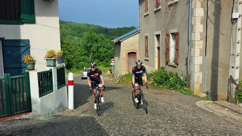 Dagboek cycling.be in de Pyreneeën (deel 1)