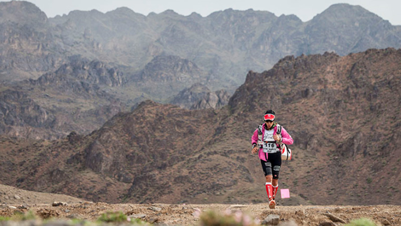 Gobi March Ultramarathon
