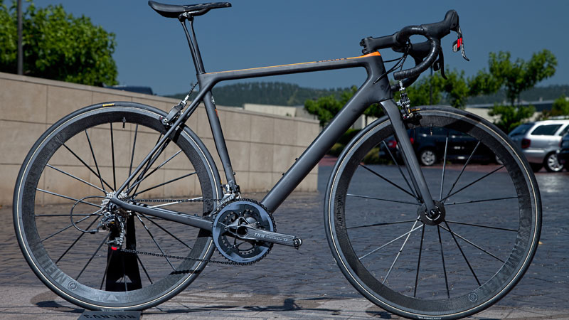 Canyon Ultimate CF SLX Evo 10.0