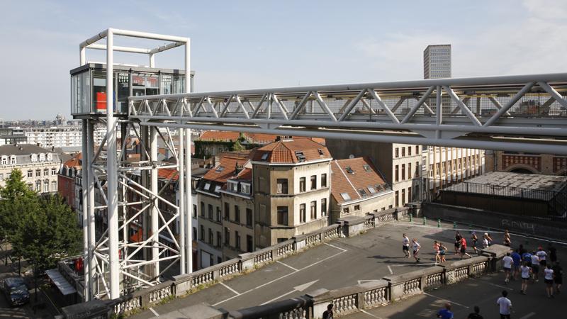 DH Brussels Urban Trail 2015