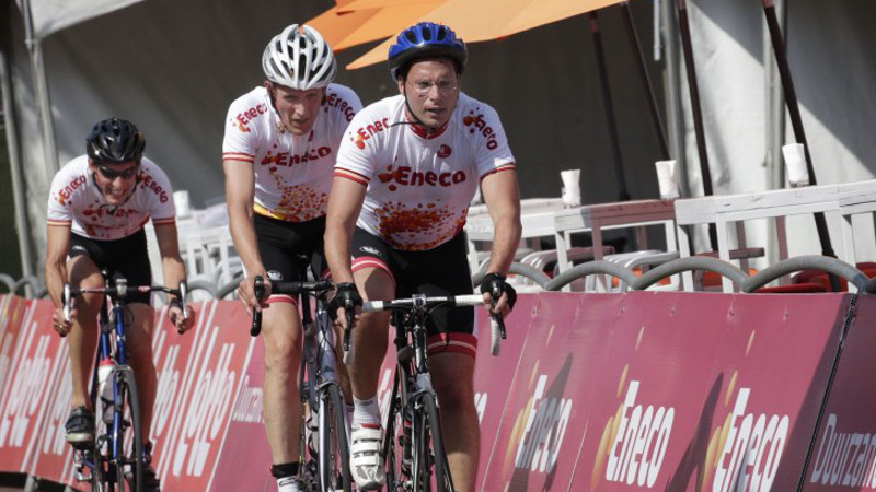 Eneco Tour: Teamtijdrit voor fans