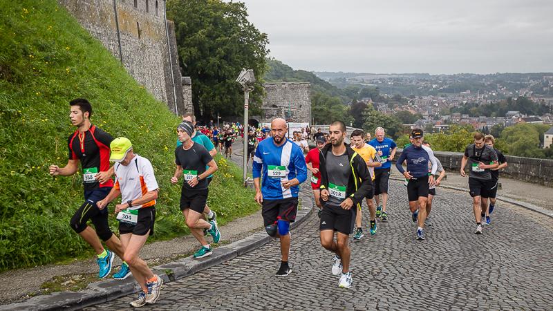 Jogging Ville de Namur 2015