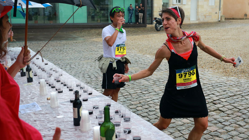 De lekkerste marathon ter wereld