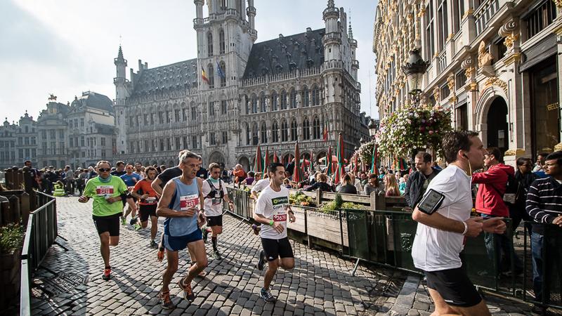 Belfius Brussels Marathon 2015