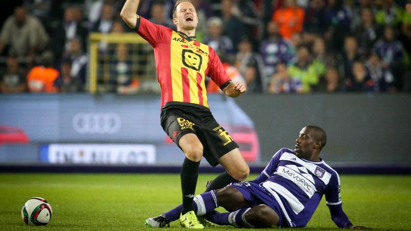 JPL: Anderlecht - KV Mechelen