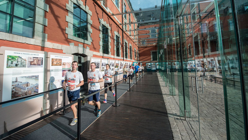Une deuxième édition record pour le DH Namur Urban Trail