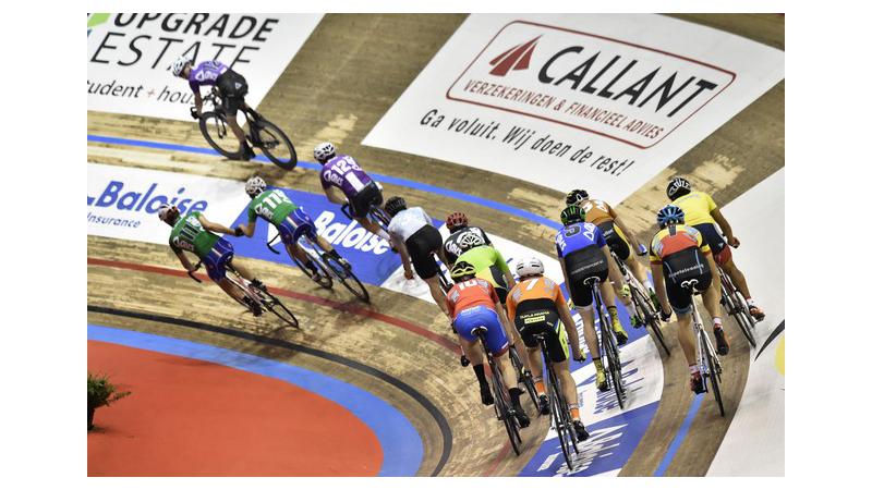 Lotto Z6sdaagse Vlaanderen-Gent 2015: Dag 3