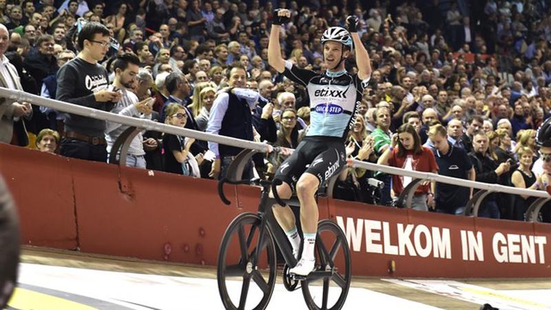 Lotto Z6sdaagse Vlaanderen-Gent 2015: Dag 6