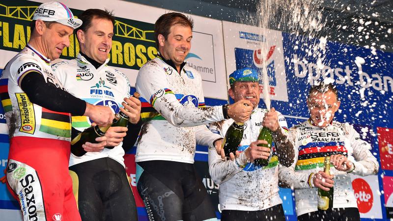 bpost bank trofee: Flandriencross 2015