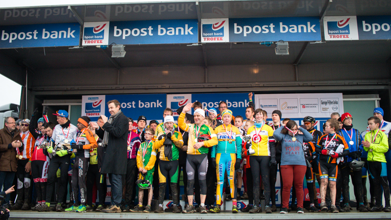 bpost bank trofee: Cyclocross Essen 2015