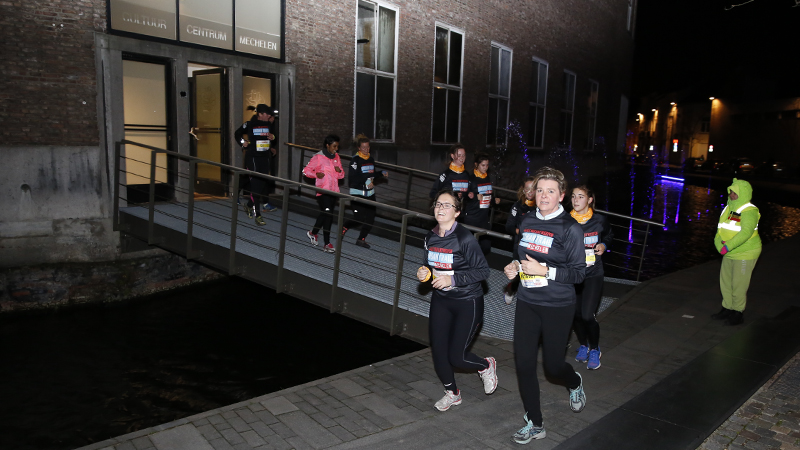 GVA Urban Trail Mechelen 2015