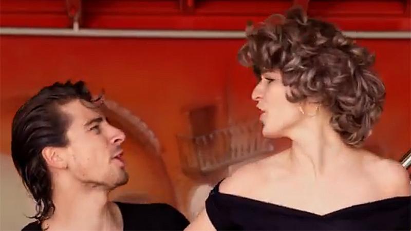 Peter Sagan schittert in Grease (VIDEO)