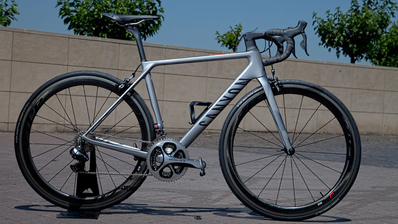 Canyon Ultimate CF SLX 9.0 Aero
