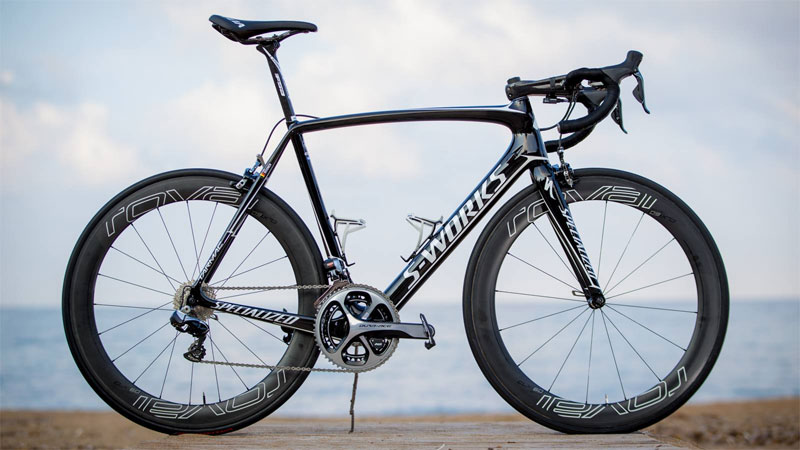 Tom Boonens Specialized S-Works Tarmac
