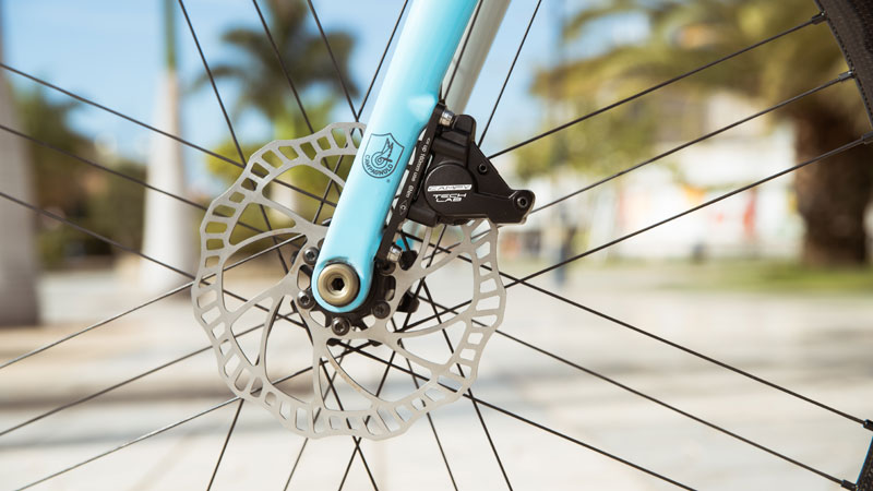 Campagnolo Disc Brake Project