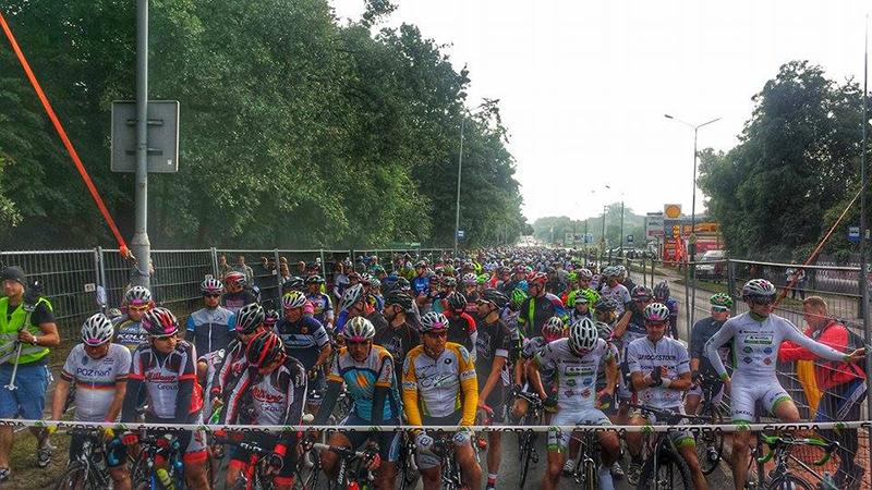 Poznan Bike Challenge road race