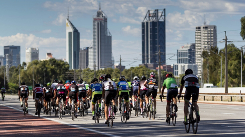 UCI Gran Fondo World Series Perth Granfondo