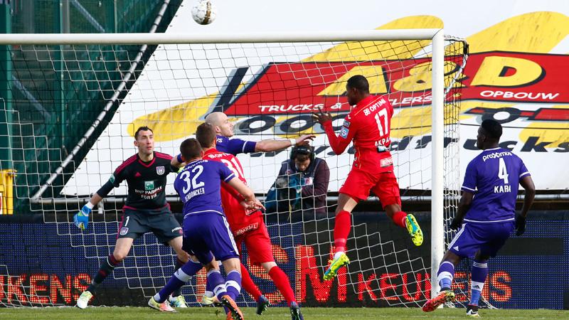 JPL: KV Oostende - RSC Anderlecht