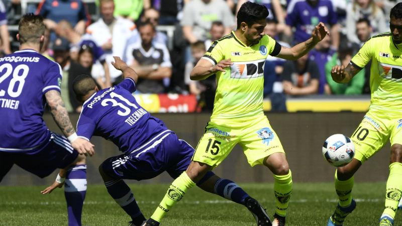 JPL Play-Off 1: Anderlecht - La Gantoise