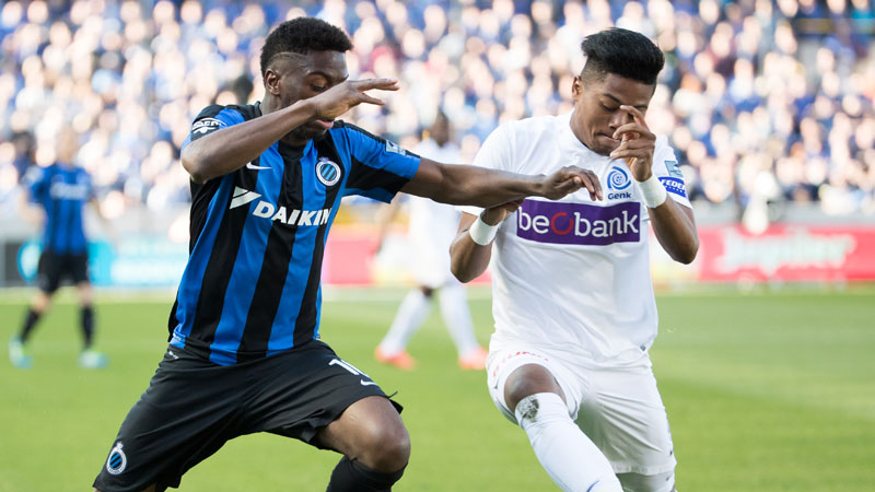 JPL: FC Bruges - Genk