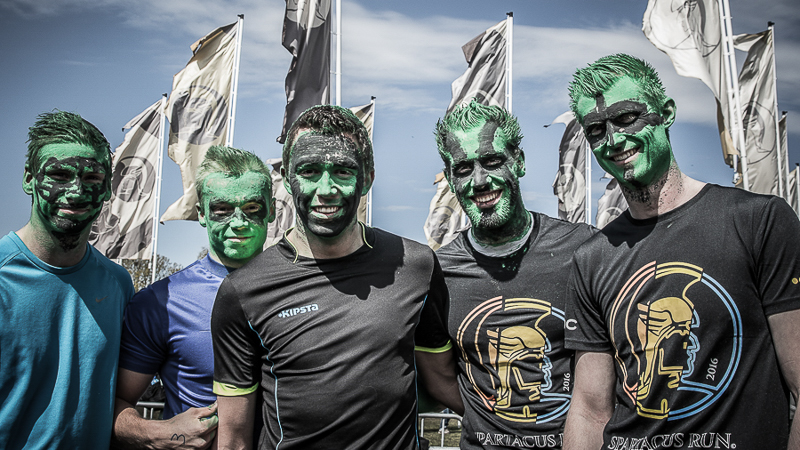 Spartacus Run 2016: dag 2