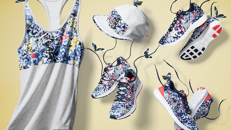 Jungle-outfit van Nike