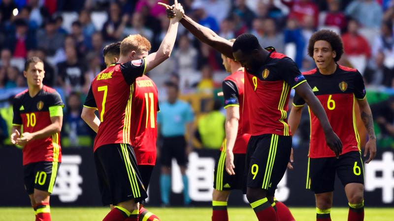 Euro 2016: Belgique - Irlande