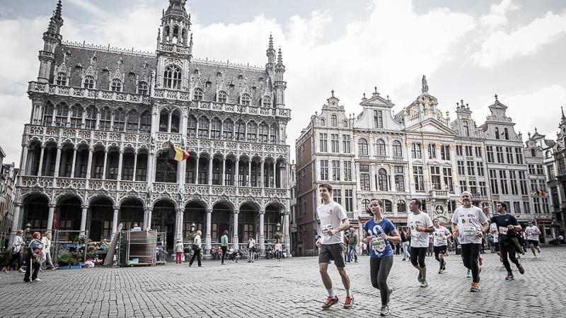 DH Brussels Urban Trail 2016