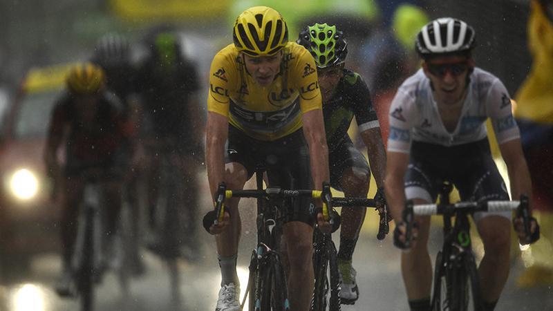Tour de France: etappe 9