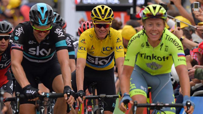 Tour de France: etappe 10