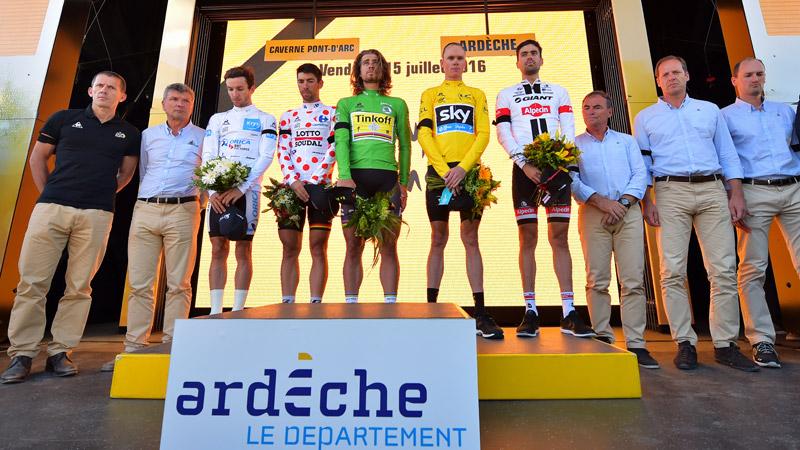 Tour de France: etappe 13