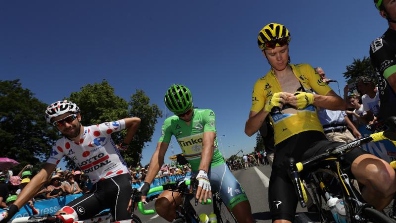Tour de France 2016: etappe 15