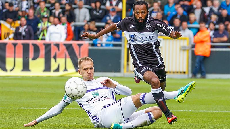 KAS Eupen - RSC Anderlecht