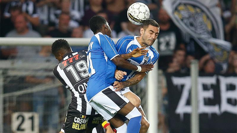 Sporting Charleroi - AS Eupen
