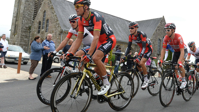 BMC en or pour Van Avermaet