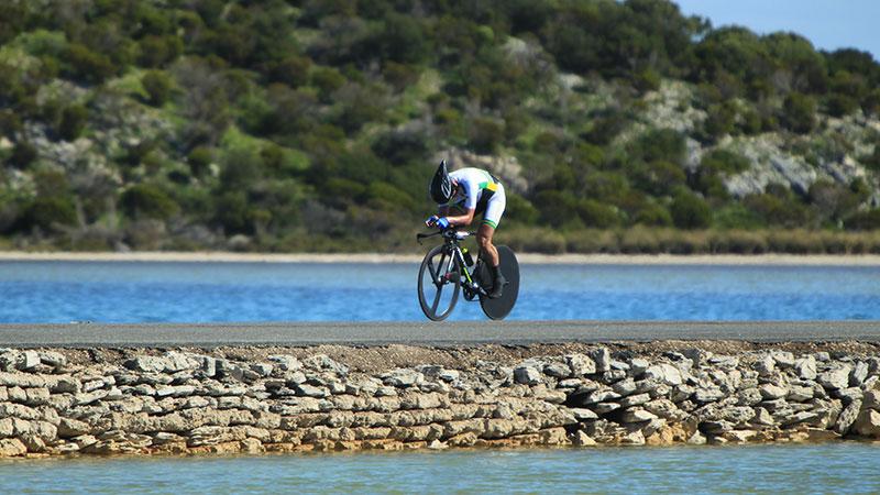 UCI Gran Fondo World Championships time trial Perth