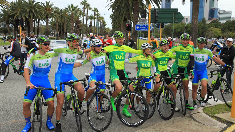 UCI Gran Fondo World Championships Team Relay Perth