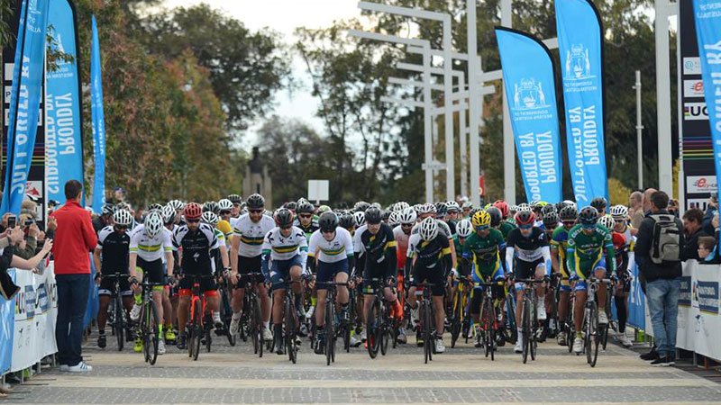 UCI Gran Fondo World Championships Perth